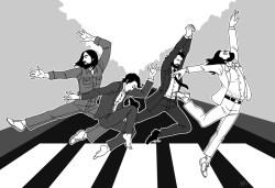 21012015: Abbey Road Dance