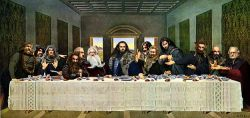 18032016: Ultima cena Hobbit