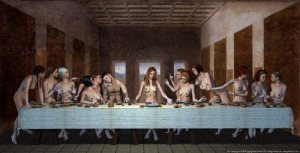 The Last Supper, Last by BlackSheepArt