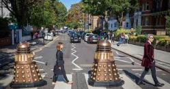 20072016: Abbey Road k9 di Doctor who