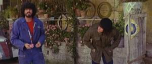 TOMAS MILIAN IN LA BANDA DEL GOBBO (1978) Vincenzo e Sergio Marazzi, alias Monnezza e il Gobbo, sono i protagonisti de La banda del gobbo di Umberto Lenzi. Tomas Milian si sdoppia per l'occasione.
