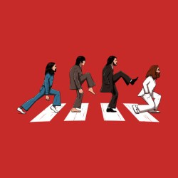 05102016: Abbey Road Monty Python  Moves
