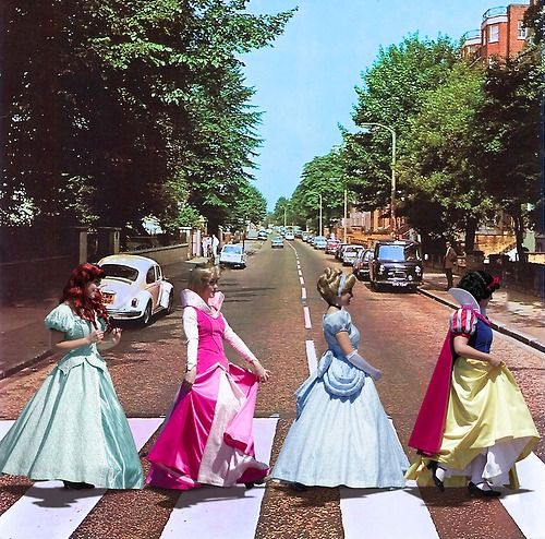abbey road parody