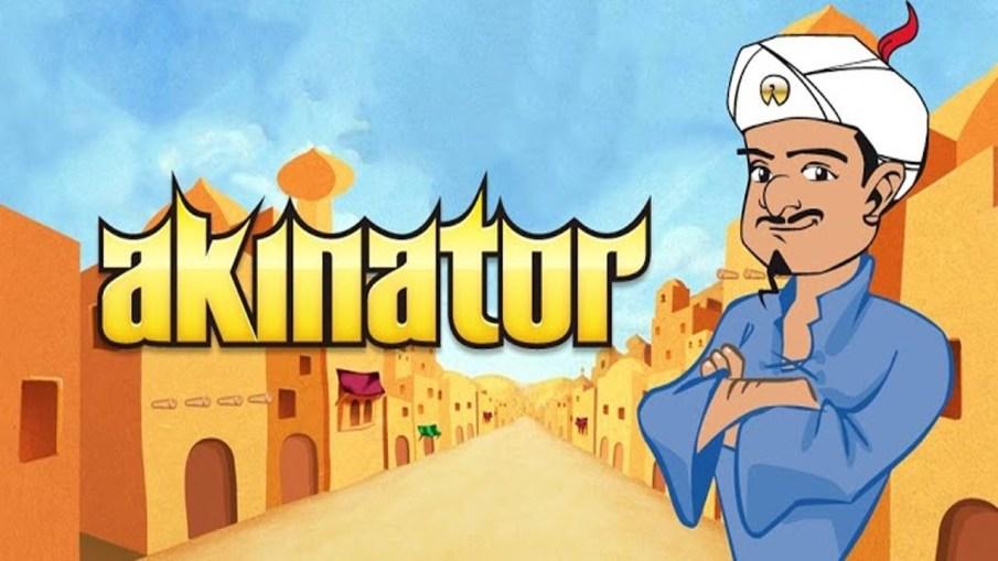Akinator, il Genio del Web