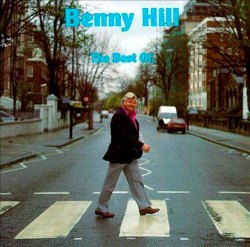 18102017: abbey road parody Benny Hill