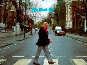 abbey road parody Benny Hill