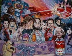 20102017: Ultima cena Pop Culture Last Supper