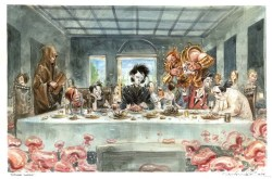 27102017: Ultima cena: Sandman The Endless Supper