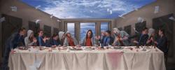 01122017: Ultima cena Joel Rea - Last Supper