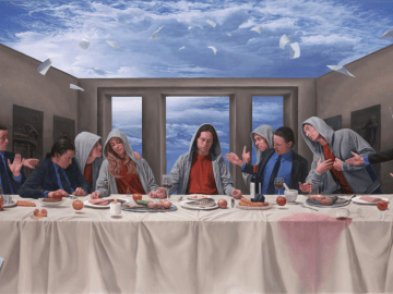 Joel Rea - Last Supper