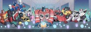 02022018: Ultima cena: last supper parody Transformers