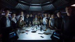 13042018: last supper alien covenant