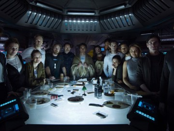last supper alien covenant