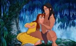 17052018: Perchè le donne scelgono sempre l'uomo sbagliato? (Tarzan e Jane)