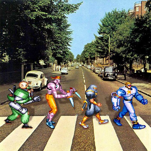 abbey road capitan commando