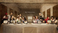 14092018: #lastsupper come nasce una foto last supper #14settembre