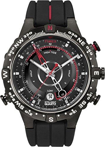 Orologio Analogico da Polso Uomo Silicone Timex