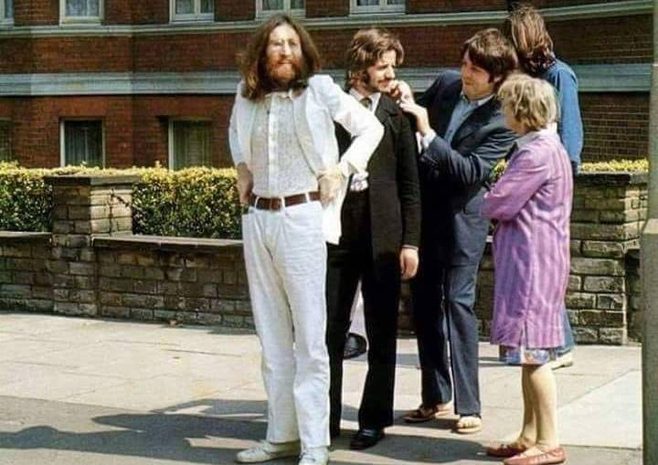 abbey road signora per favore