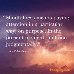 19022019: la mia esperienza con la Mindfulness 2/2