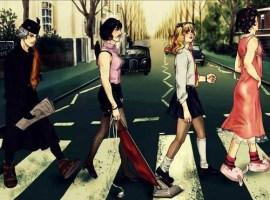 Abbey road queen I want to break free