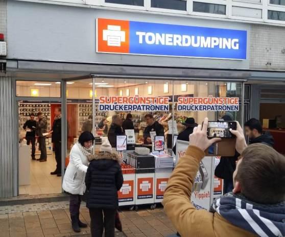 Hamburg-Altona Eröffnung