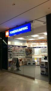 Sieht schon fast fertig aus, ein paar Sachen müssen noch erledigt werden, dann ist Eröffnung in Hamburg-Bramfeld.