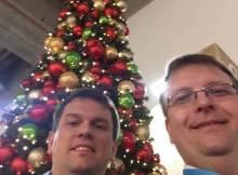 Weihnachtsstimmung auf der Christmasworld