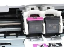 HP Patronen im HP Drucker