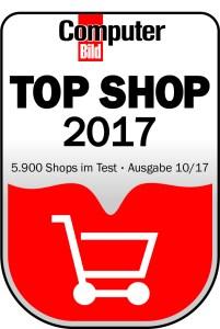 ComputerBild TOP SHOP 2017