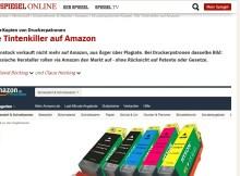 Tintenkiller bei Spiegel Online
