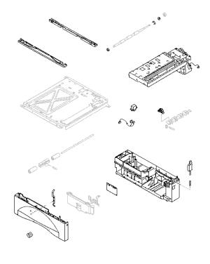 RB1-8847-000CN Genuine HP Rear tray latch release spring