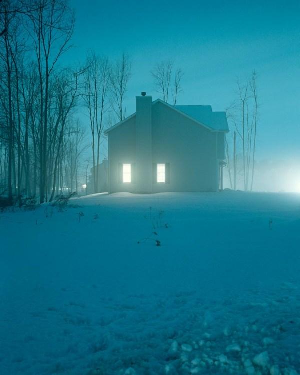Todd Hido Homes Night - Toner Magazine