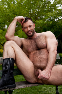 hairy muscle bears thick cock