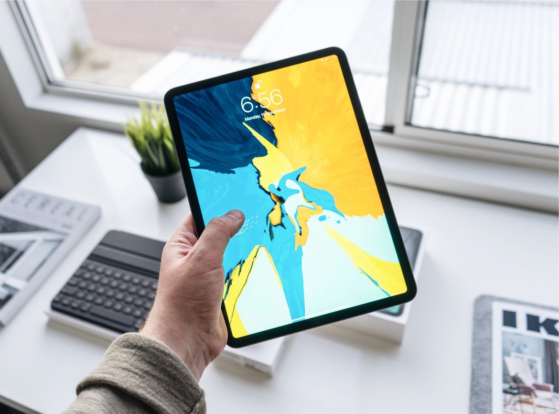 Wow new iPad