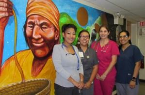 Tohono O'odham Nation Health Care Staff