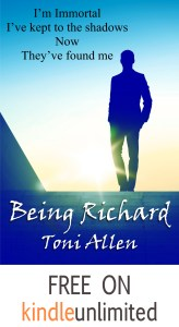 Being Richard Cover