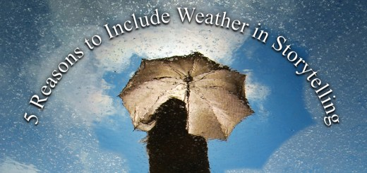 5 reasons to include weather in storytelling