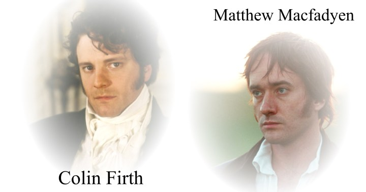 Colin Firth and Matthew Macfadyen
