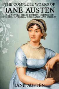 Jane Austen the complete works