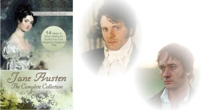 Jane Austen header image