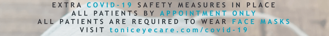 COVID Safety Procedures Banner