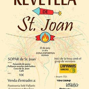 Sant Joan 2014, recorded mix