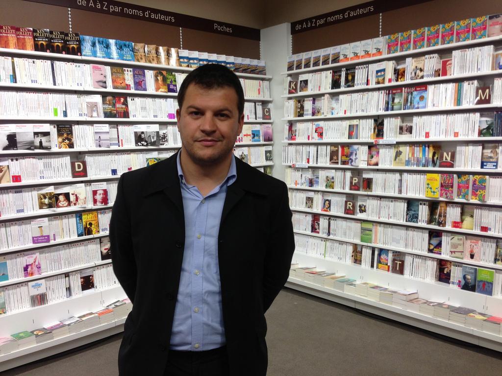 Guillaume Musso en tête des ventes de livres en 2018 - Tonic Radio. Hit et Pop Music Lyon
