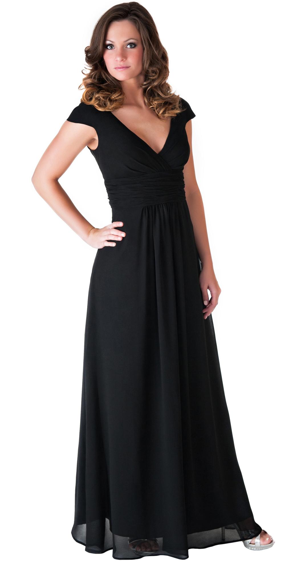 Formal Dress Elegant Women Long Evening Gown Bridesmaid Wedding Party Prom  eBay