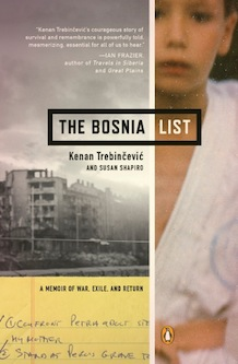 Book Review: The Bosnia List by Kenan Trebincevic