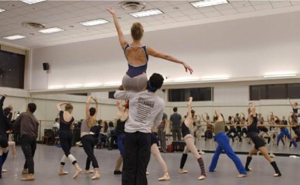 Ballet 422 Film Review