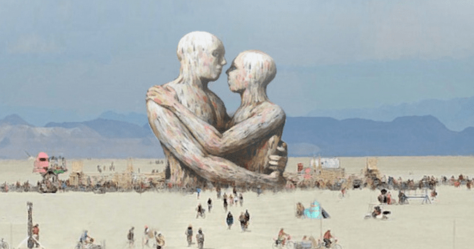 A Burning Hot Marketing Spot: How Burning Man Moved from Counter to Corporate