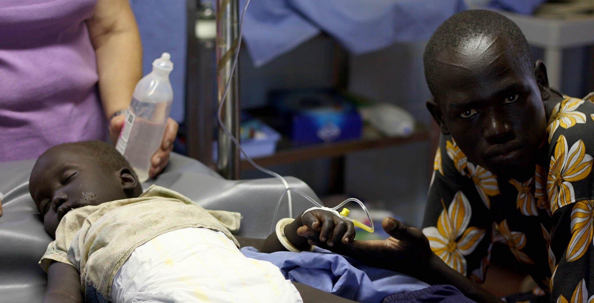Donazioni Onlus assistenza sanitaria Africa Sud Sudan,Tonjproject