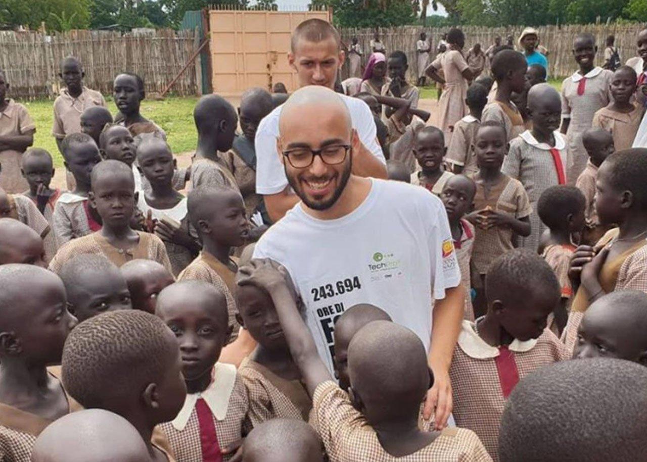 Volontario in Africa Sud Sudan,Volontariato,Tonjproject onlus