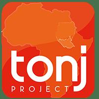 Logo Organizzazione benefica Tonjproject sud sudan Africa. Dona per aiutare